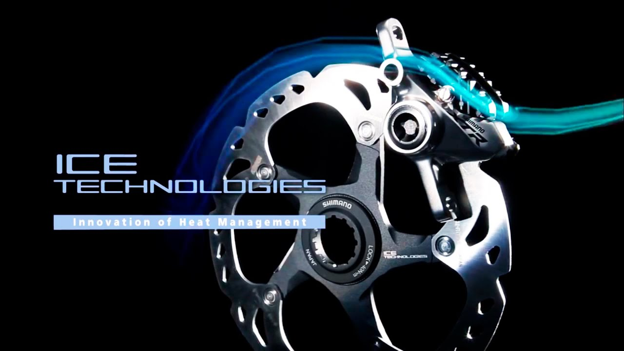 shimano ice technology icetech youtube