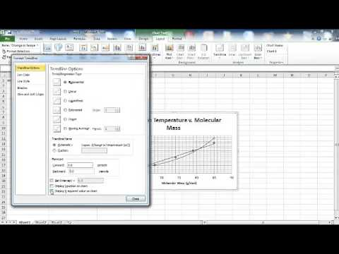 how to get the x and y axis in excel