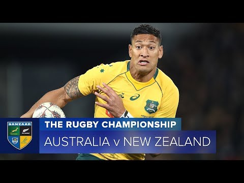HIGHLIGHTS: 2018 TRC Rd1: Australia v New Zealand