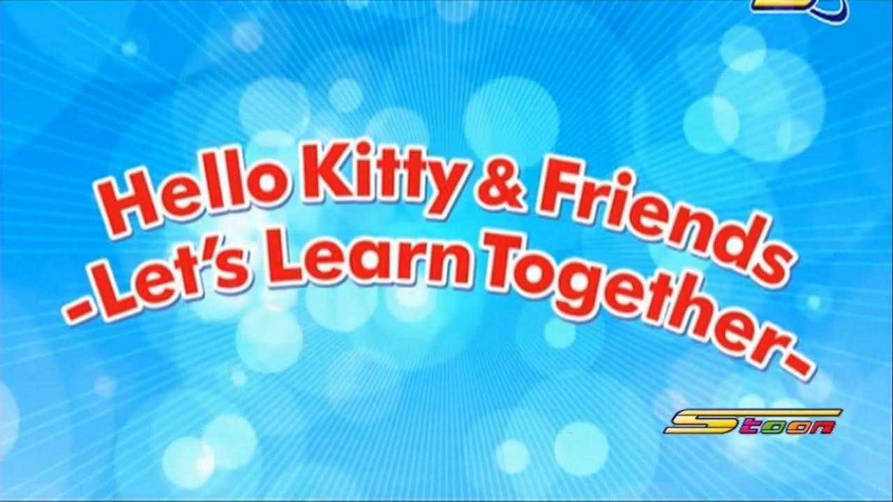 Hello Kitty & Friends Let's Learn Together شارة البداية