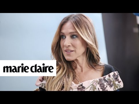 Q&A with Sarah Jessica Parker | Marie Claire