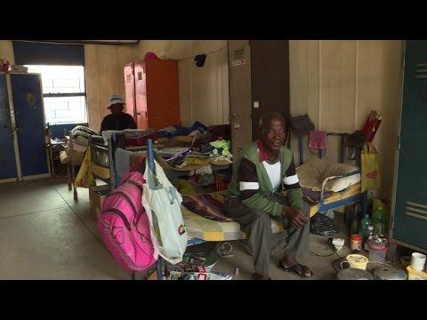 Les mineurs abandonnés d'Afrique du Sud