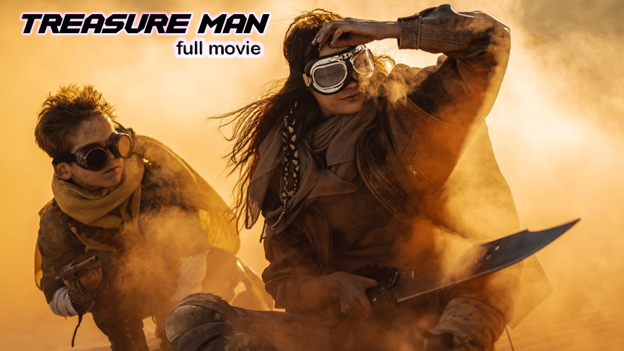 Latest Hollywood Action Dubbed Movie | TREASURE MAN | New Hollywood Dubbed Action Movie Full Online