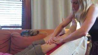 Massage Foot & Ankle - Post Surgery