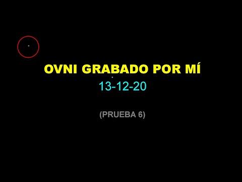 OVNI grabado por mí - 13-12-20 (prueba 6)