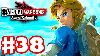 100% Complete! - Hyrule Warriors: Age of Calamity - Gameplay Walkthrough Part 38