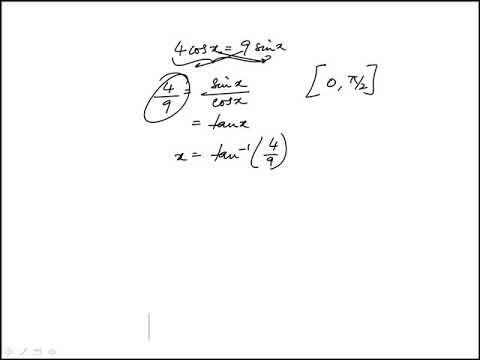 Question 11 Precalculus 2018 CLEP Official Study Guide
