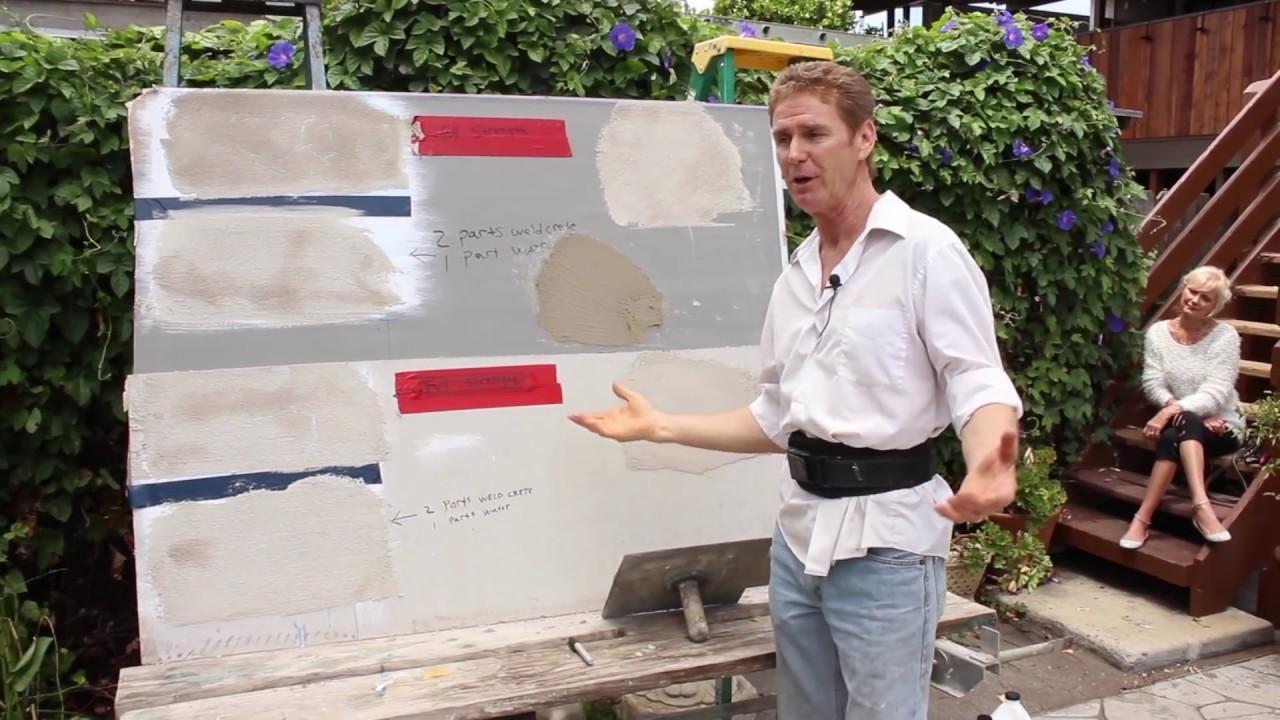 bonding agents for plaster concrete stucco, bond the painted surface