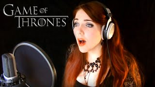 The Rains of Castamere - Game of Thrones (Cover by Alina Lesnik)