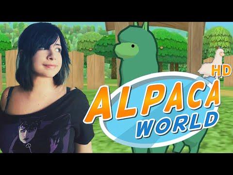 Alpaca World Review & Walk-Through!
