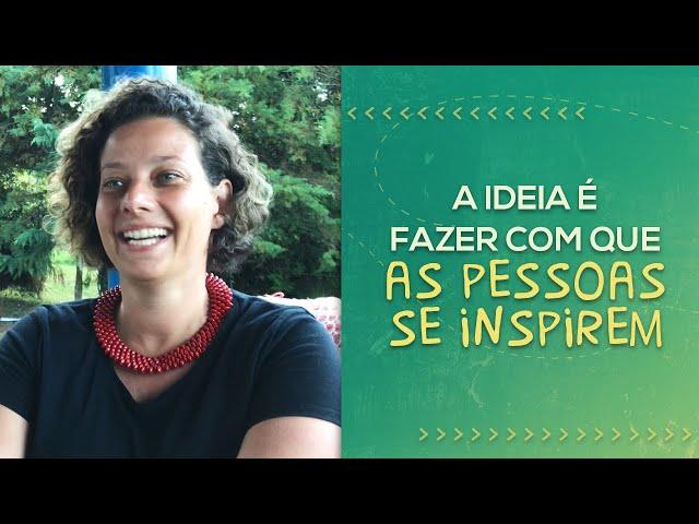 JORNALISMO E SUSTENTABILIDADE // Mayra Rosa do Ciclo Vivo // PorQueNão?