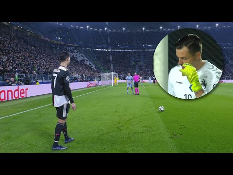 Cristiano Ronaldo One Touch Goals That Shocked Goalkeepers