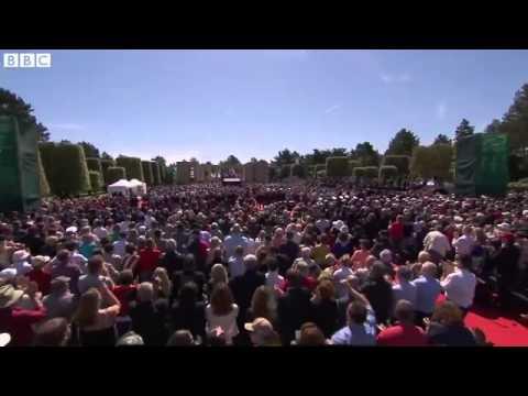 BBC News D Day 70th anniversary Key moments
