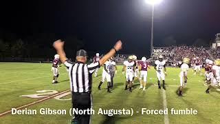 North Augusta 34, South Aiken 24 - Full Highlights