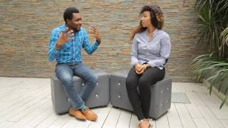 One on One with actorfilmmaker Tope Tedela
