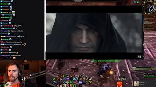 "Asmongold Reacts to Witcher 3 ""A Night to Remember"" and ""Killing Monsters"" Cinematics"