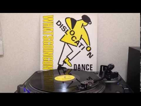 Dislocation Dance - He's The Man (12inch)