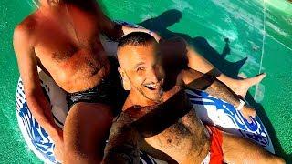 Египет Аквапарк и пенная вечеринка в Albatros Aqua Blu Resort 4