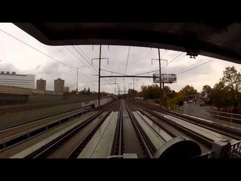 "Part 1 Amtrak's great Pennsylvania Railroad, a backwards ""Cab Ride"""