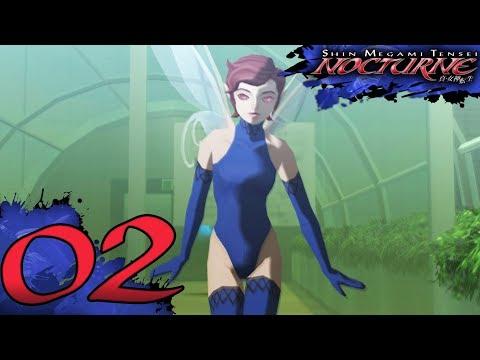 Shin Megami Tensei III: Nocturne - Part 2 - Pixie