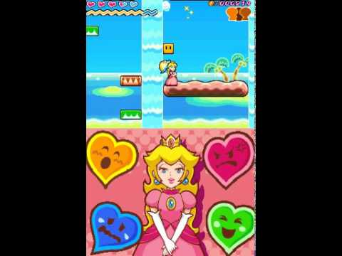 Let's Play Super Princess Peach #10 - Hitting the Waves