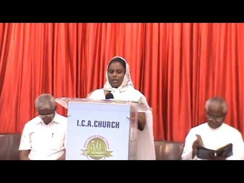 Indian Christian Assembly Church, Mumbai. Good Friday- 2016 Service Part 3