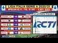 Jadwal liga italia malam ini pekan 6   Udinese vs Milan   Klasemen liga italia 2020   Live RCTI