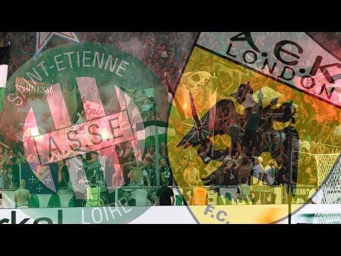 ASSE AEK Athènes (Europa League)