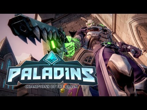 Paladins Gameplay Live - Chill & Chat With Your Boy