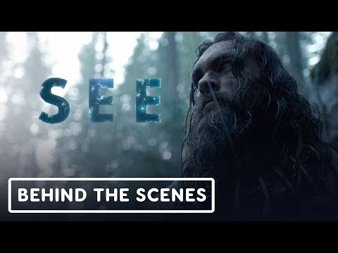 See - Official Apple TV+ Behind the Scenes (Jason Momoa)