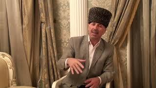 Идрис Абадиев Обращение в связи с ситуацией вокруг Столовой горы