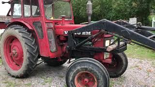 Traktor med lastare Volvo BM T 600 Klaravik