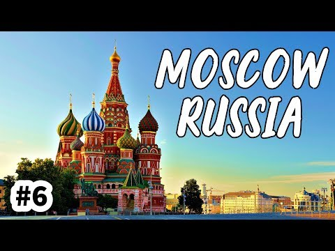 Смотреть MOSCOW - THE CAPITAL OF RUSSIA онлайн
