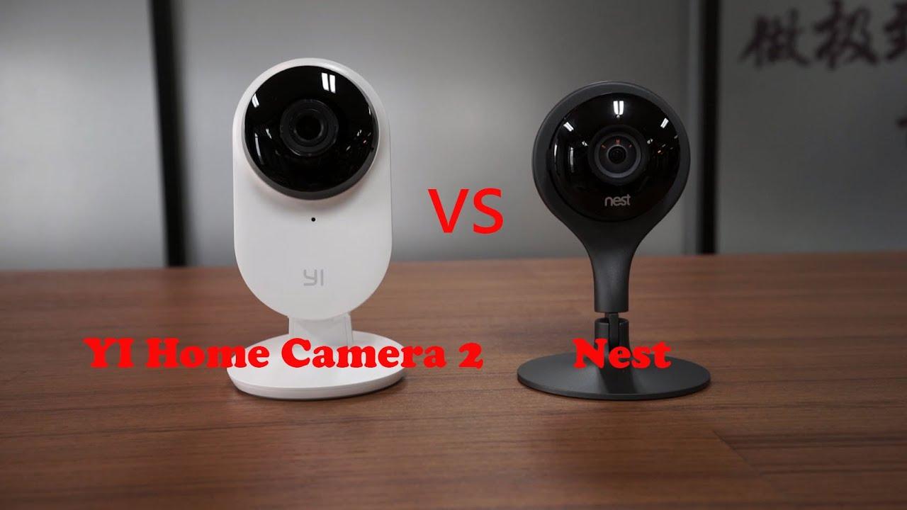 YI Home Camera 2 VS Nest #SamiLuo