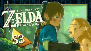 Die TRAURIGSTE SZENE des ganzen Spiels... 🌳 THE LEGEND OF ZELDA BREATH OF THE WILD #53