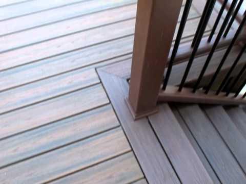 Trex Transcends Deck In Wayne New Jersey By Bergen Decks