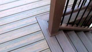 Trex Transcends Deck in Wayne, New Jersey by Bergen Decks