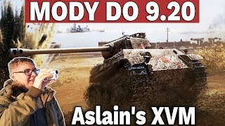 MODY DO 9.20 - Aslain's XVM - World of Tanks
