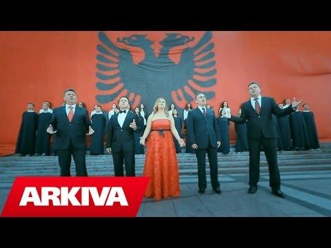 NE NJE FLAMUR TE PANDARE (E. Arifi ft. K. Tusha ft. S. Kolonja ft. I. Shaqiri ft. N. Nikprelaj)