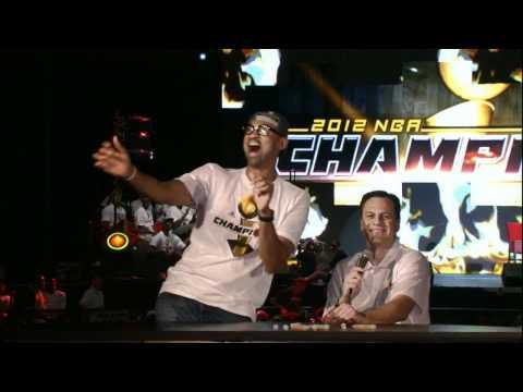 Juwan Howard the black Mr.Bean