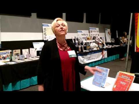 Teaching Textbooks @  2017 CAPE-NM Convention Exhibit Hall