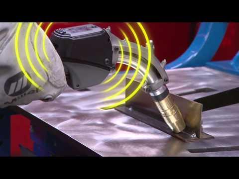 Miller LiveArc Welding Trainer Features Industry-Exclusive MIG SmartGun
