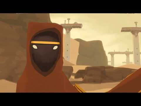 Journey's First Trailer -- thatgamecompany...