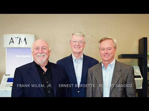 2018 Inductee: Ernest Burdette, Robert Sandoz, Frank Wilem Jr.