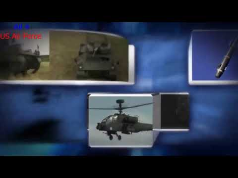 Military power champion: Modern US Military Technologies Revelation