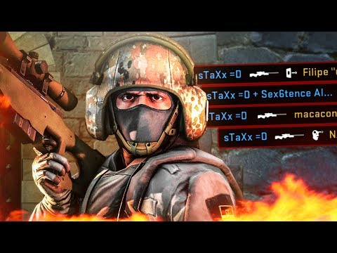 """EL RICO 4K CON EL AWP!""Counter Strike: Global Offensive #273 -sTaXx"