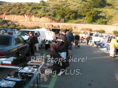 swap meet Flea Market california guide