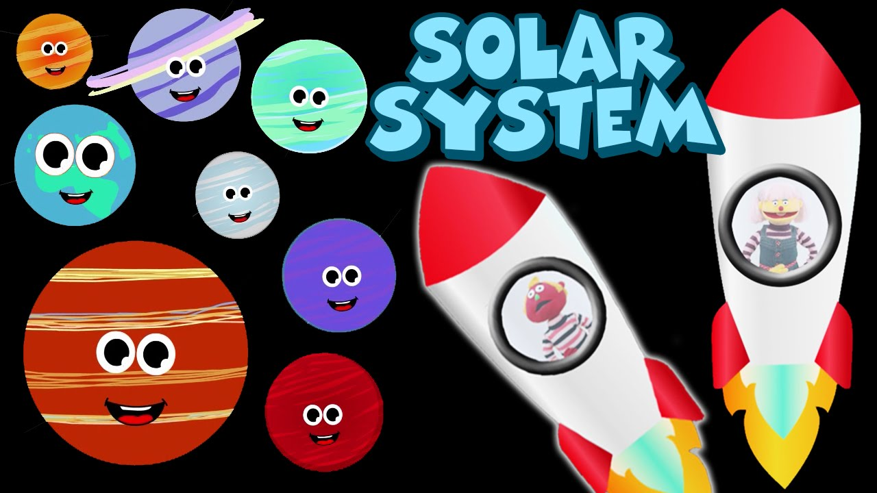 the solar system song kidstv123 - photo #18