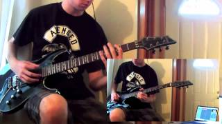 halestorm you call me a bitch like it s a bad thing guitar cover hd