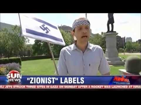 Jewish Defence League Fight